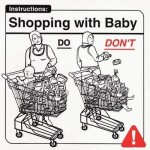 instructions-for-baby-care-shopping-trolley